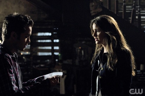 the secret دائرے, حلقہ 1x10 darkness