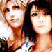 tidus & yuna - final-fantasy icon