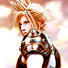 tifa & cloud - final-fantasy Icon