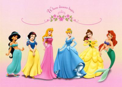 Walt 迪士尼 图片 - 迪士尼 Princess