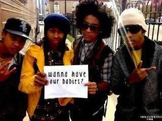 Roc Royal (Mindless Behavior) wallpaper possibly with a bearskin, regimentals, and a bandsman entitled wnna have our babies?