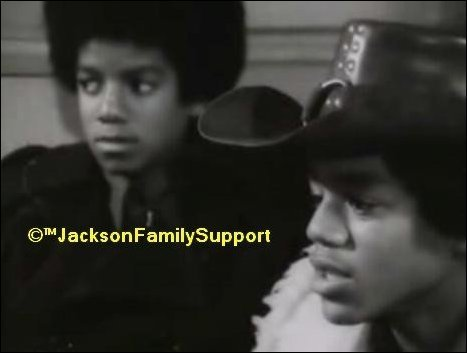 young michael and marlon