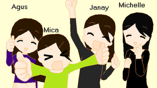 :3 - the-girlz-gang Fan Art