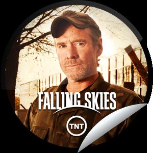 «Falling Skies» «Капитан Уивер» alias «Уилл Пэттон»