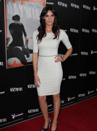 'Haywire' Premiere [January 5, 2012]