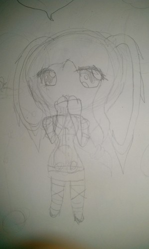 .: Unfinished Request:. Sentinel the Chibi