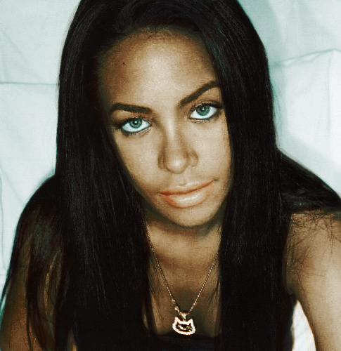 ... - aaliyah Fan Art