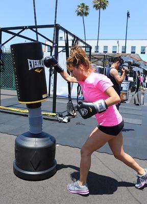 6.07.11 - Muscle melk Fitness Retreat