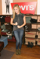9.09.10 - Private Fittings At The Levi's LA Showroom