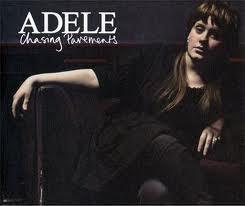 Адель Chasing Pavements Cover