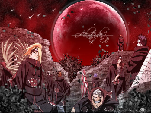 akatsuki Red Moon