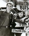 Alan Alda and Wayne Rogers - m-a-s-h photo