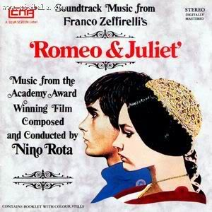 Album Cover - Romeo & Juliet (1968)