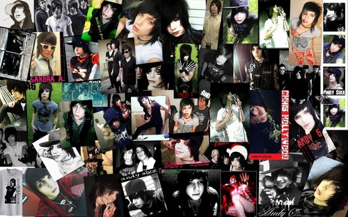All of Andy Sexy Sixx (;