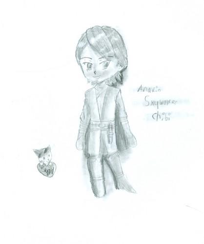 Anakin chibi
