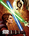 Anakin VS Grievous - the-anakin-skywalker-fangirl-fanclub fan art