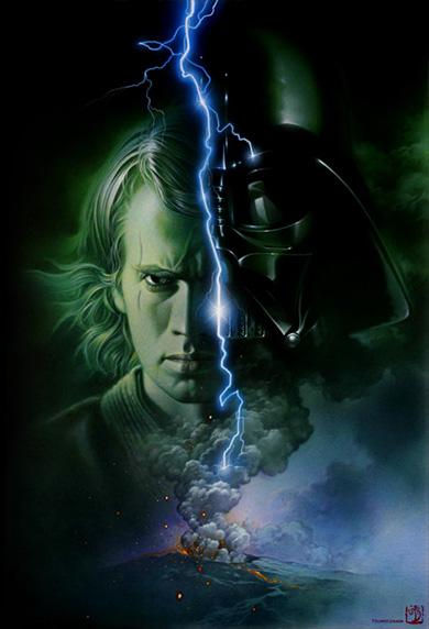 Anakin/Vader Art