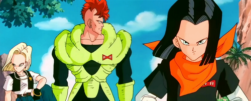 Android 16, 17 and 18