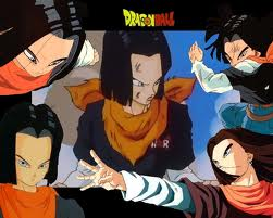 Android 17 kertas dinding