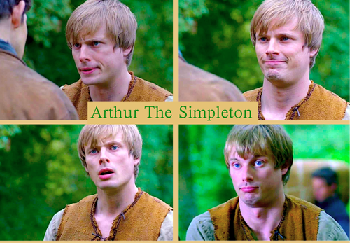 Arthur The Simpleton