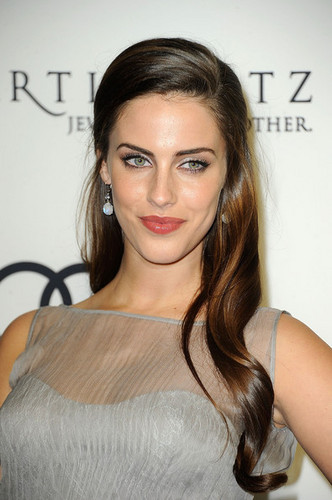 Audi Celebrates The 2012 Golden Globe Awards - jessica-lowndes Photo