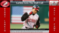 BARRY LARKIN 2012 BASEBALL HOF - baseball wallpaper