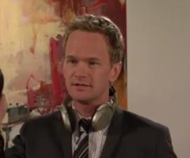 Barney . HAHAHA.