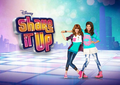 Bella and Zendaya as Rocky and Cece on Shake it up! - bella-thorne-official-fan-club photo
