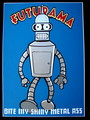 Bender - futurama fan art