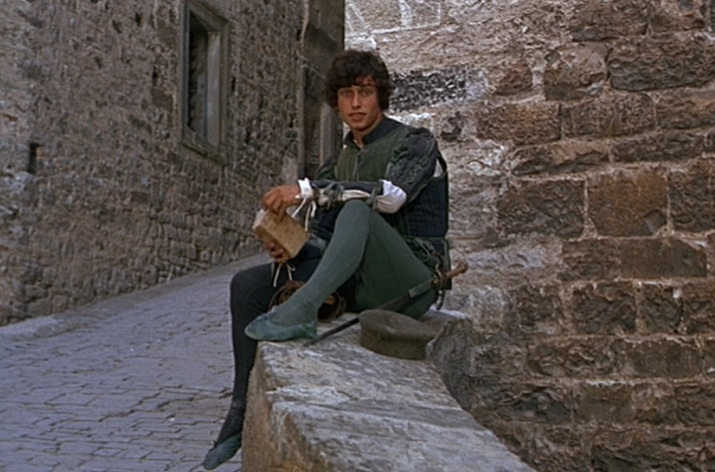 Another picture of Benvolio from Zeffirelli's R&J. Because he's so damn cute.