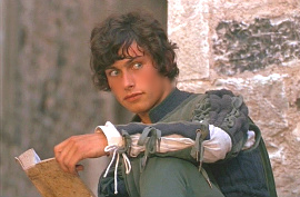 Benvolio of the 1968 Romeo & Juliet Film