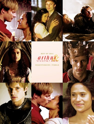 Best of 2011 - Arthur and Guinevere
