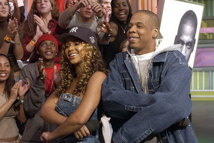 Bey and arrendajo, jay