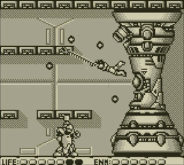 Bionic Commando - Game Boy
