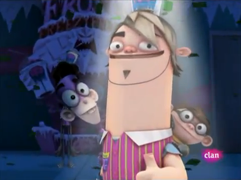 Boog, Fanboy and Chum Chum
