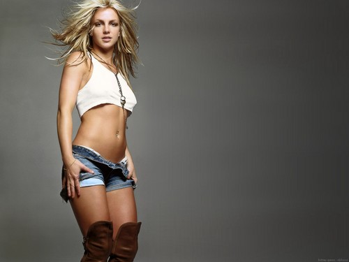 Britney Spears achtergrond possibly with a bikini called Brit