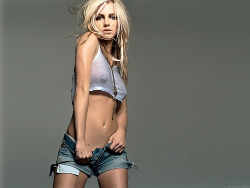 Britney Spears fond d'écran probably containing hot pants and pantalon chaud called Brit
