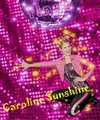 Caroline Sunshine - Tinka - shake-it-up fan art