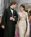 Cedric Diggory and Cho Chang - hufflepuff photo