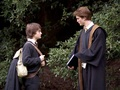 Cedric and Harry - hufflepuff photo