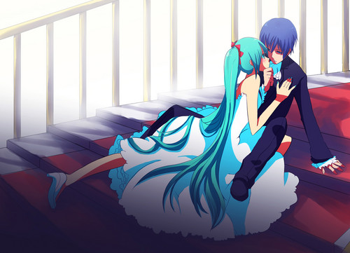 vocaloids wallpaper called Cendrillon