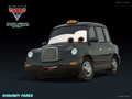 Chauncy Fares - disney-pixar-cars-2 wallpaper