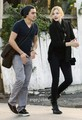 Chloe Moretz & Jansen Panettiere spotted out in Hollywood - chloe-moretz photo