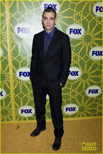 Chord Overstreet & Chris Colfer: cáo, fox All-Star Party with 'Glee' Guys!