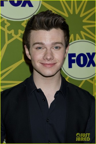 Chord Overstreet & Chris Colfer: raposa All-Star Party with 'Glee' Guys!