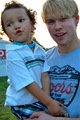 Chord with his nephew