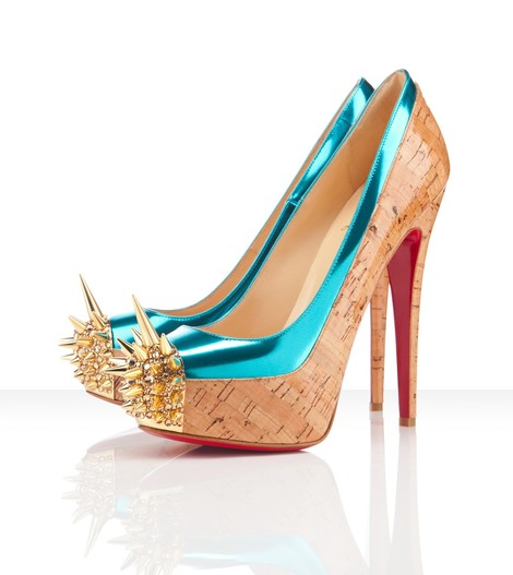 4f9b9c843c1 Christian Louboutin Asteroid Pumps - Christian Louboutin Photo ...
