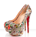 Christian Louboutin Highness Platform Pump  - christian-louboutin photo