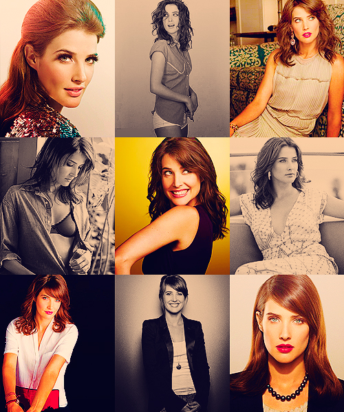 Cobie Smulders mother