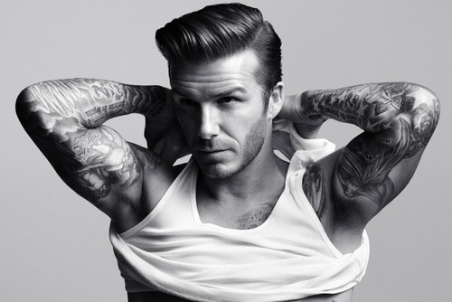 David Beckham H&M - david-beckham Photo